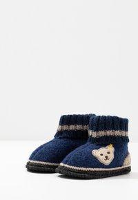 Steiff Shoes - Pantofole - navy - 3