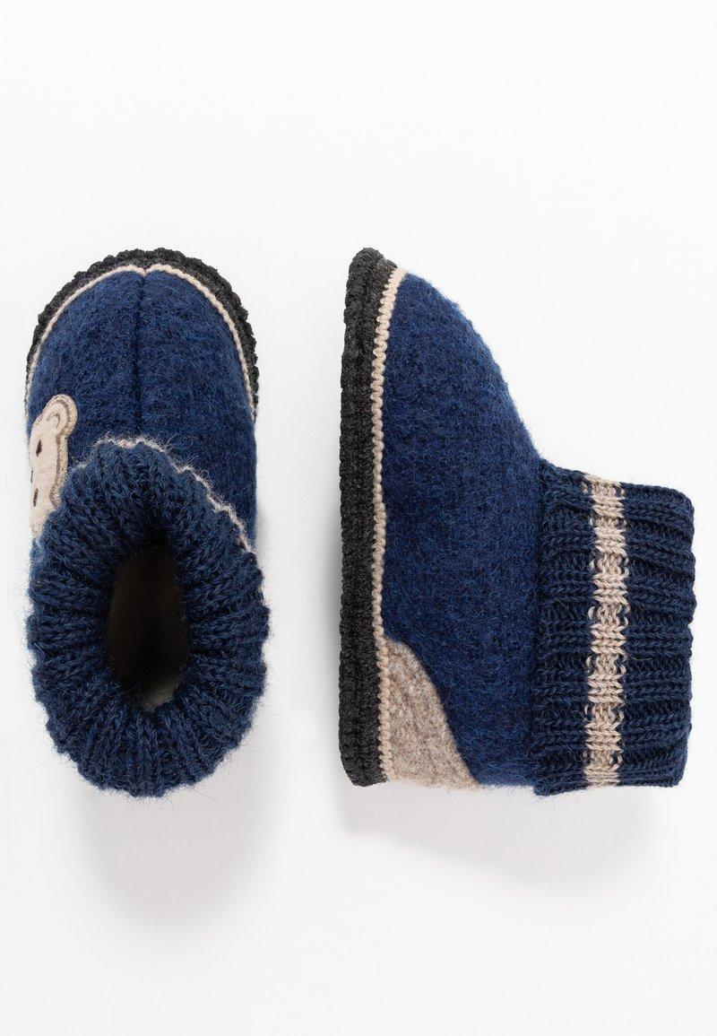 Steiff Shoes - Pantofole - navy