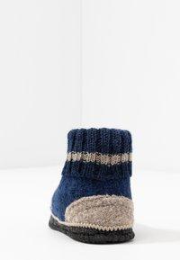 Steiff Shoes - Pantofole - navy - 4