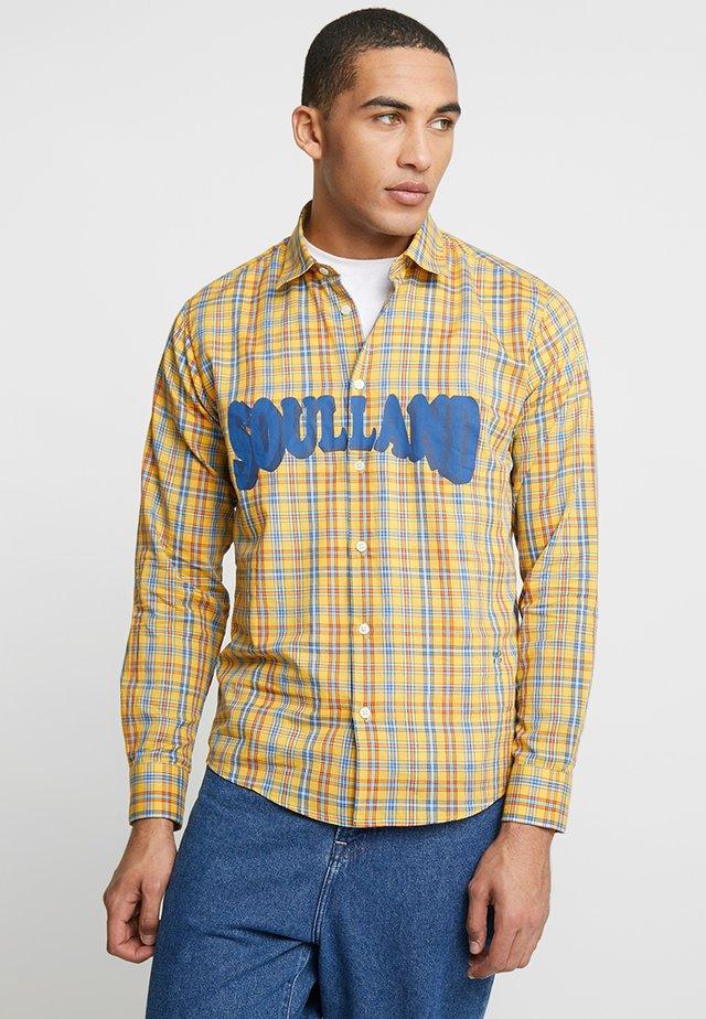 SAUL - Overhemd - yellow