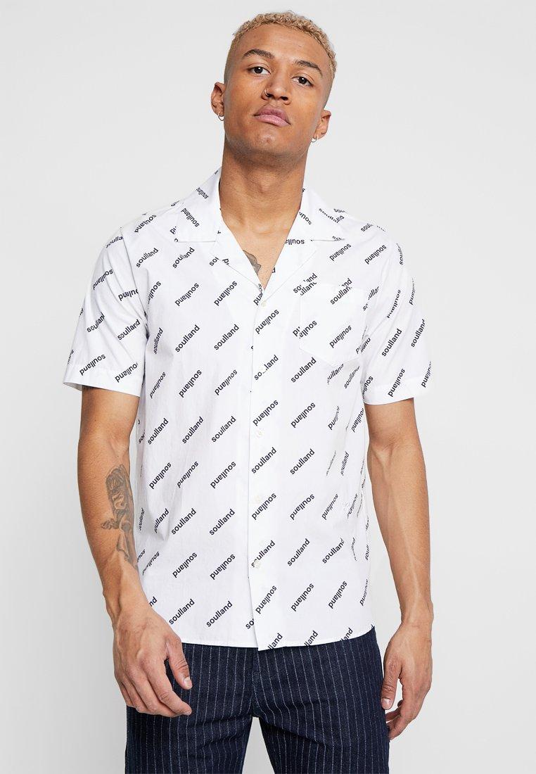 Soulland - CORNWALL - Overhemd - white