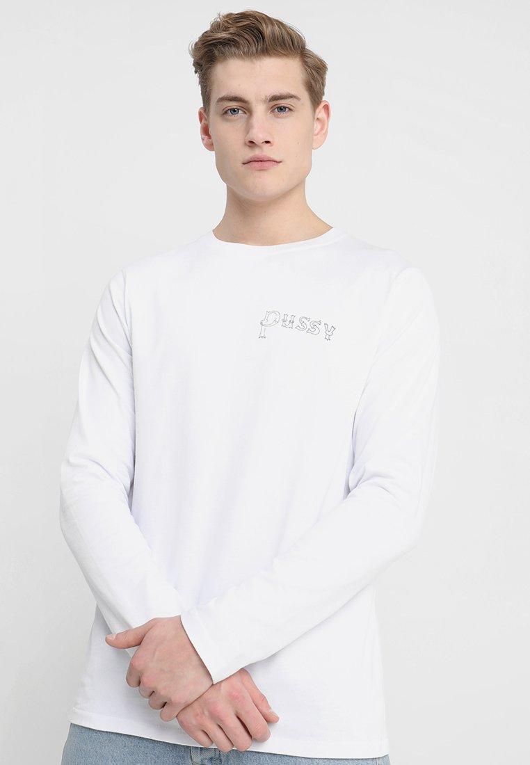 Soulland White shirt Longues Manches T À WE92HYID