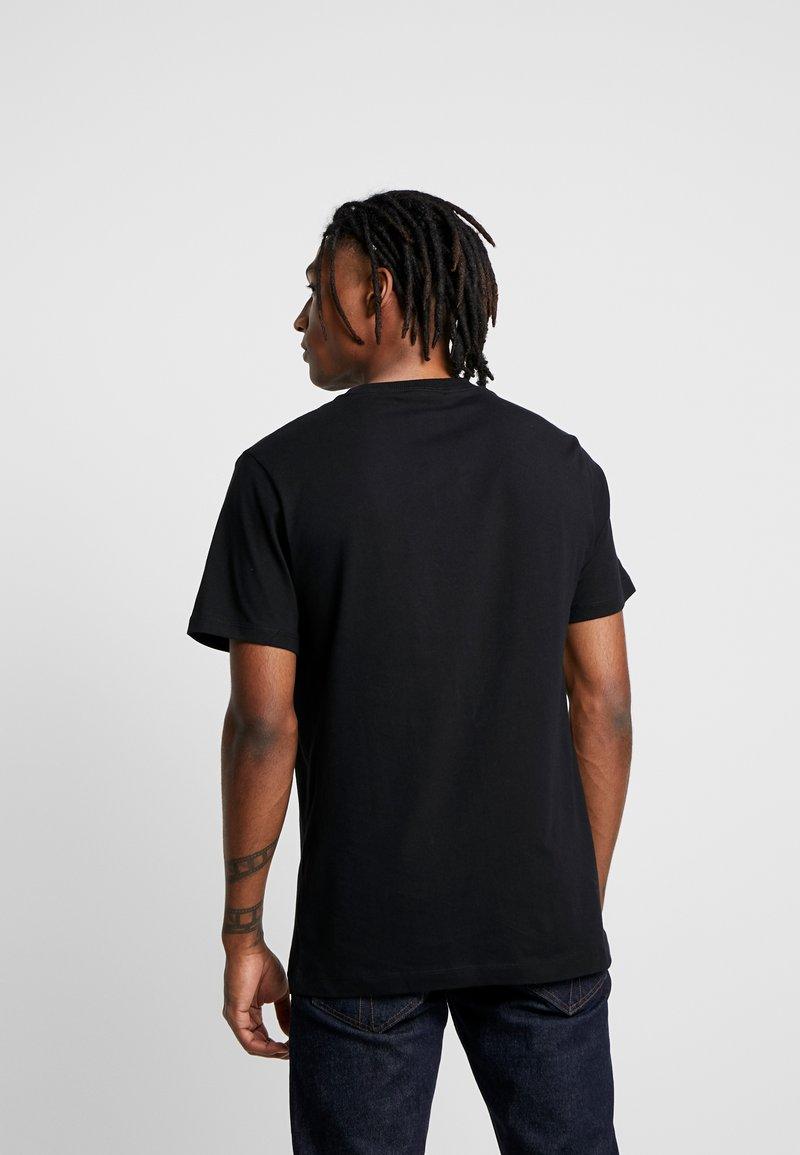 StrandmarkT Imprimé Black shirt StrandmarkT Soulland StrandmarkT Imprimé Soulland Soulland Black shirt by7Ygvf6