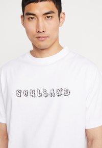 Soulland - ESKILD - T-Shirt print - white - 5