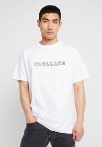 Soulland - ESKILD - T-Shirt print - white - 0