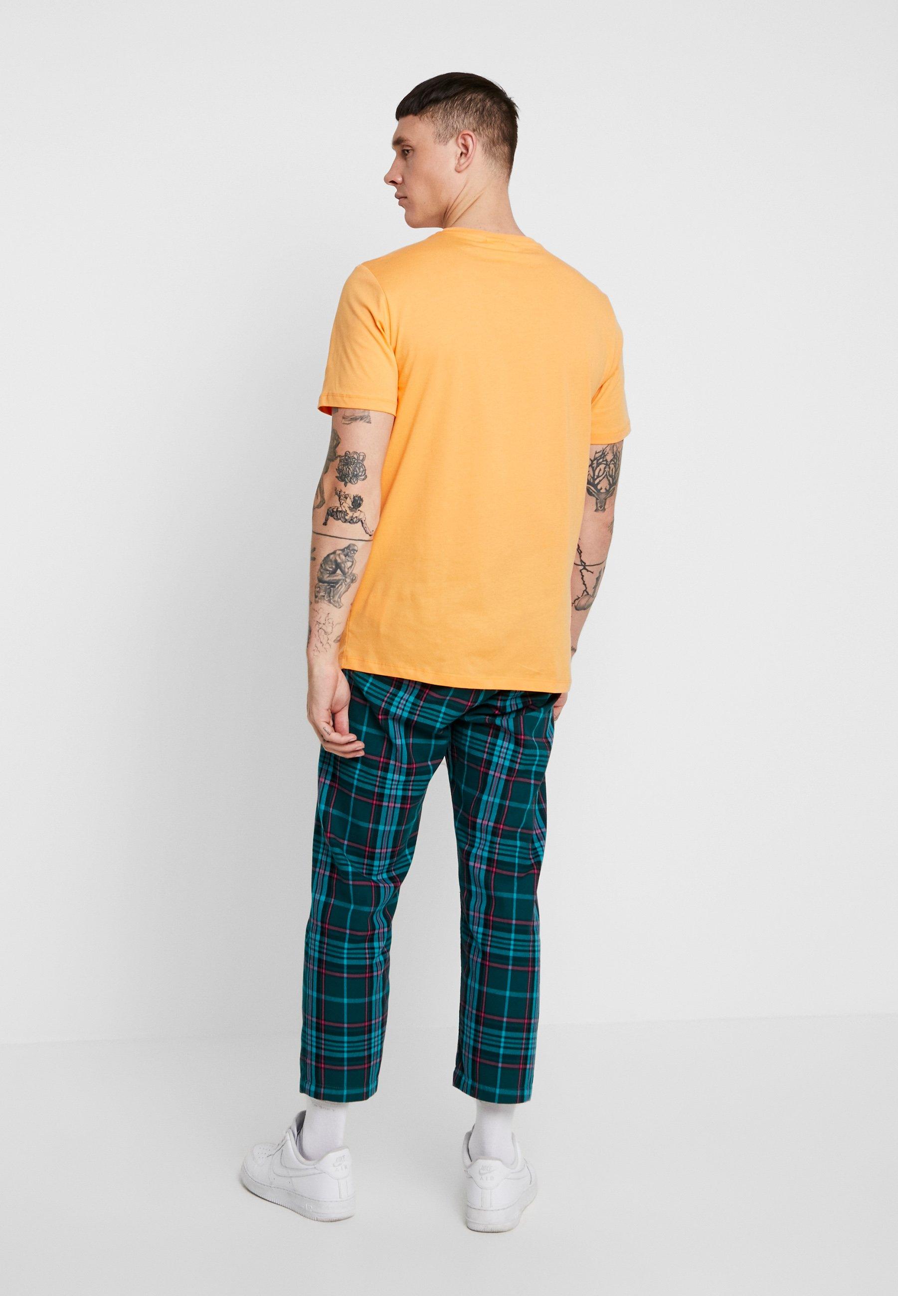 MansonT Orange shirt Soulland Imprimé zVSMpqU