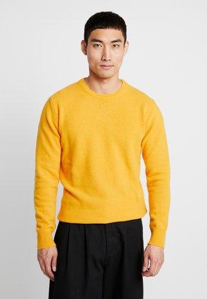 GIORGIO - Jumper - mustard yellow