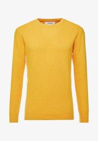 Soulland - GIORGIO - Jumper - mustard yellow - 4