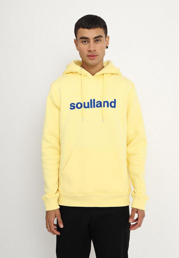 Soulland - GOOGIE - Hoodie - yellow
