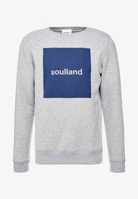 Soulland - ETHAN - Sweatshirt - grey melange - 3