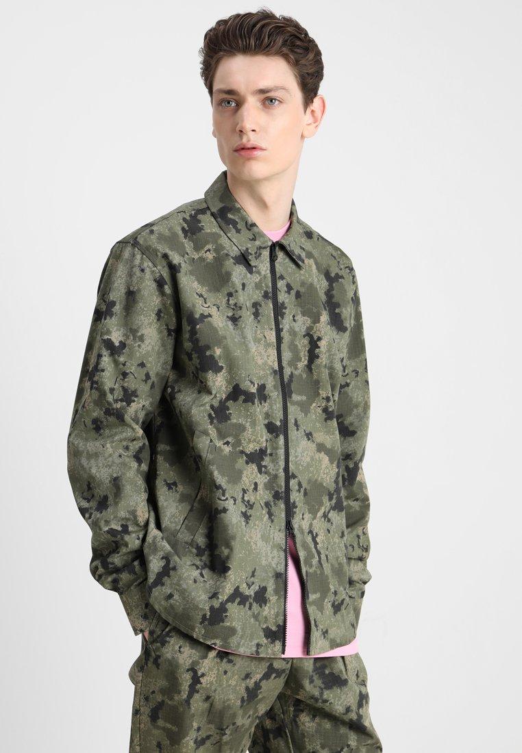 Soulland - MAPP - Summer jacket - green