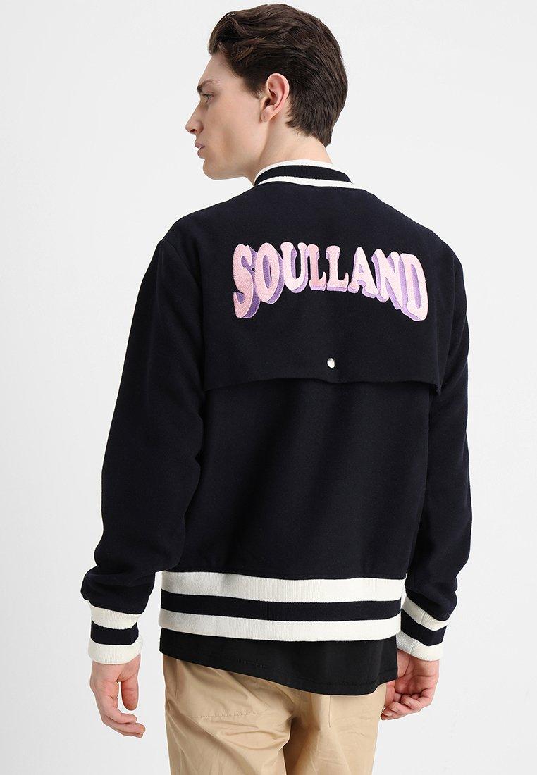 Soulland - MIGGS - Summer jacket - navy