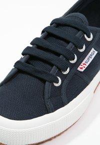 Superga - CLASSIC - Sneakers - navy/white - 5