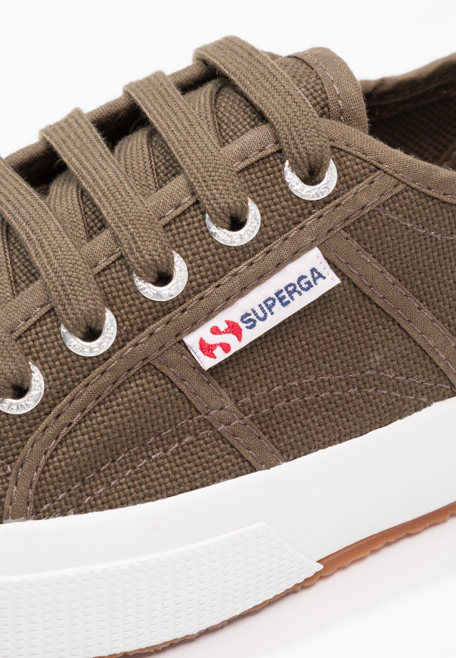 Superga Classic - Sneakers Basse Military Green