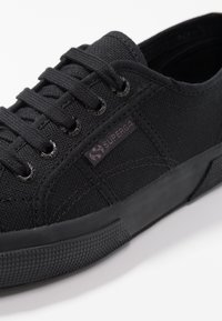 Superga - 2750 CLASSIC - Trainers - black - 2