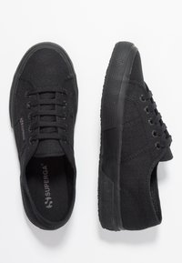 Superga - 2750 CLASSIC - Trainers - black - 3