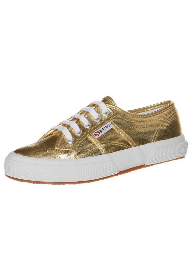 Superga - COTMETU - Sneakers laag - gold