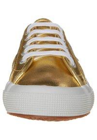 Superga - COTMETU - Sneakers laag - gold - 3