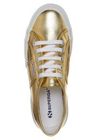 Superga - COTMETU - Sneakers laag - gold - 6