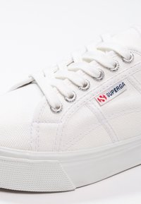 Superga - 2790 LINEA UP AND DOWN - Sneaker low - white - 5