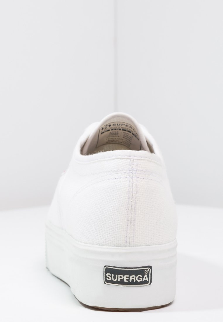 Superga 2790 LINEA UP AND DOWN - Sneakersy niskie - white