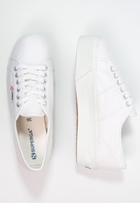 Superga - 2790 LINEA UP AND DOWN - Tenisky - white - 1