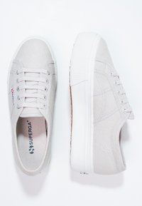 Superga - 2790 LINEA UP AND DOWN - Sneakers - grey seashell - 2