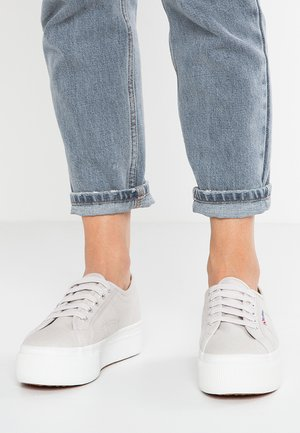 2790 LINEA UP AND DOWN - Sneakers basse - grey seashell