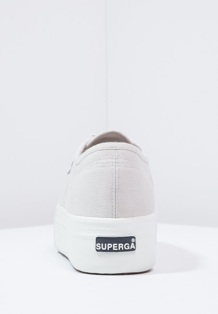Superga 2790 Linea Up And Down - Sneakers Grey Seashell