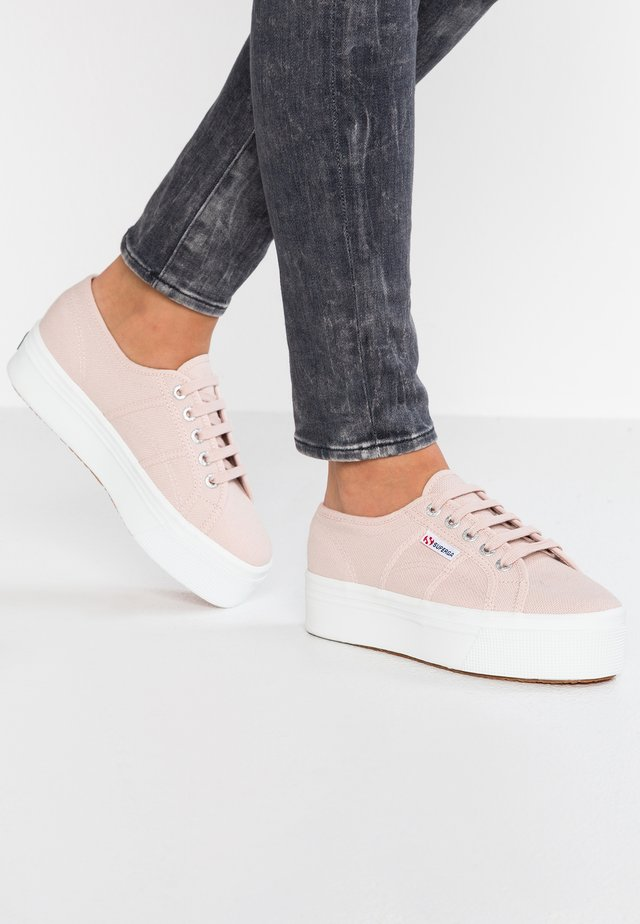 2790 LINEA UP AND DOWN - Sneakers basse - pink skin