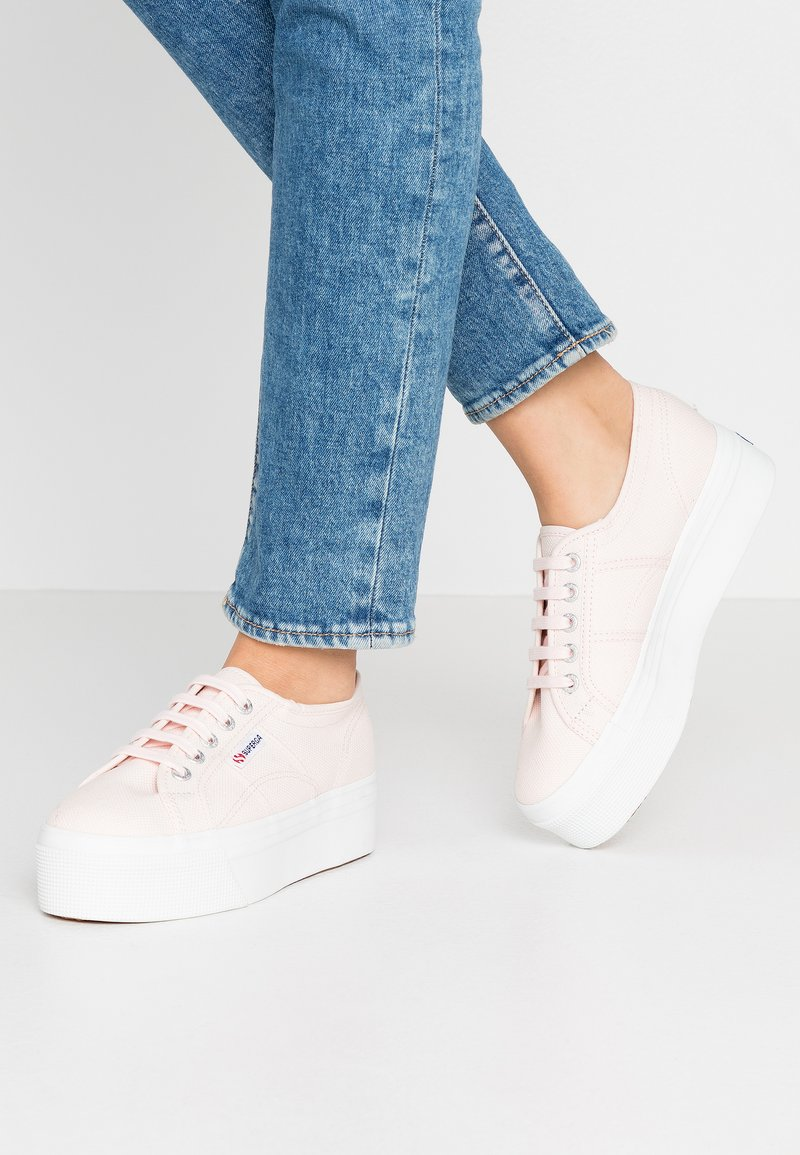 Superga - 2790 LINEA UP AND DOWN - Tenisky - pink
