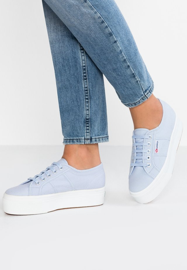 2790 LINEA UP AND DOWN - Sneaker low - azure erica