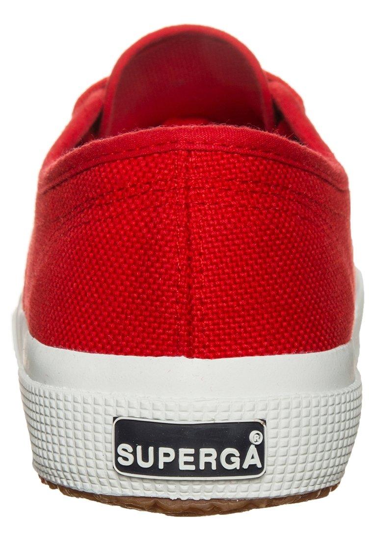 Superga Sneakers - rouge / blanc