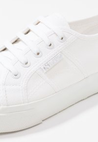 Superga - COTU - Sneakersy niskie - total white - 2