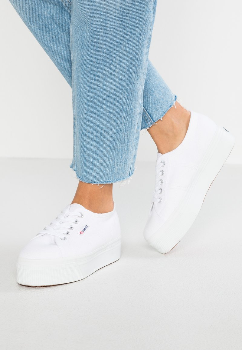 Superga - COTU - Sneakers laag - white