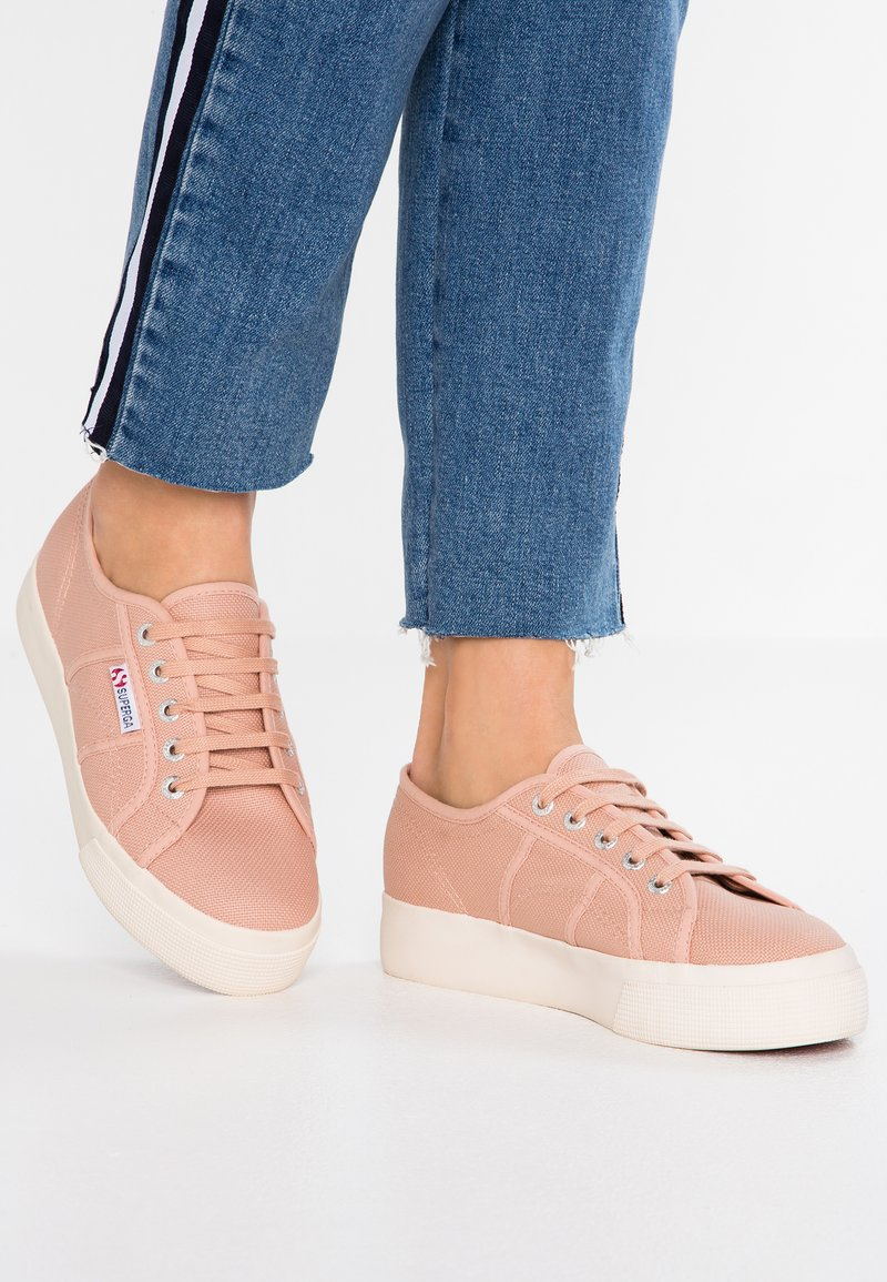 Superga - COTU - Zapatillas - rose mahogany