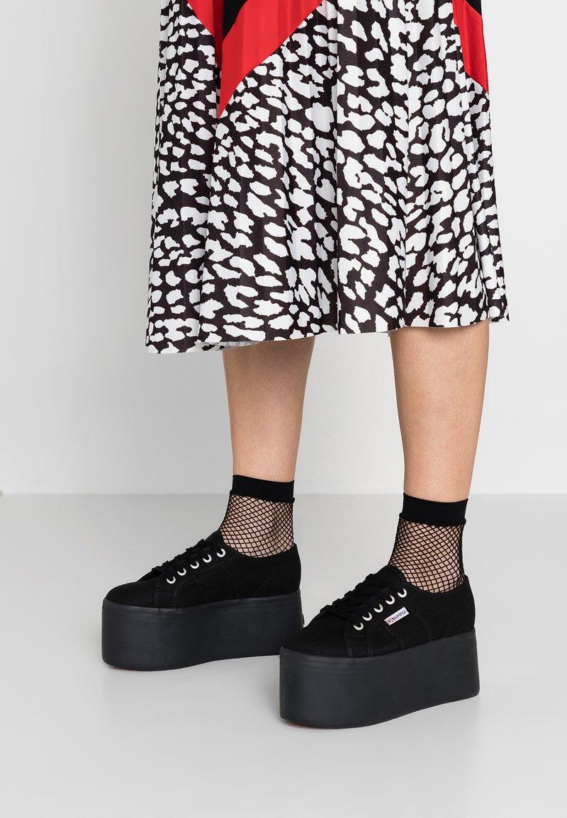 Superga - 2802 - Zapatillas - full black