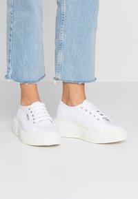 Superga - 2287  - Sneakers laag - white - 0