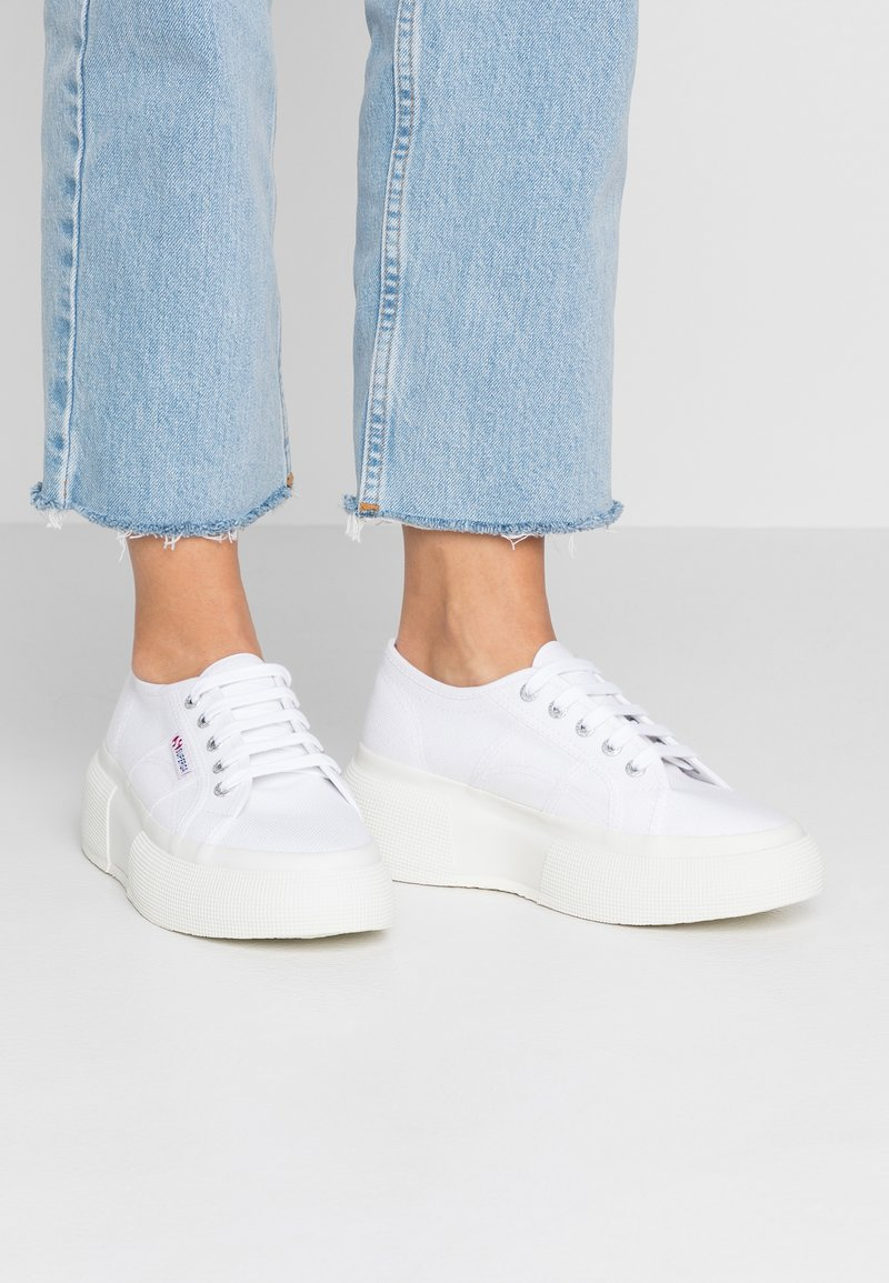 Superga - 2287  - Sneakers laag - white