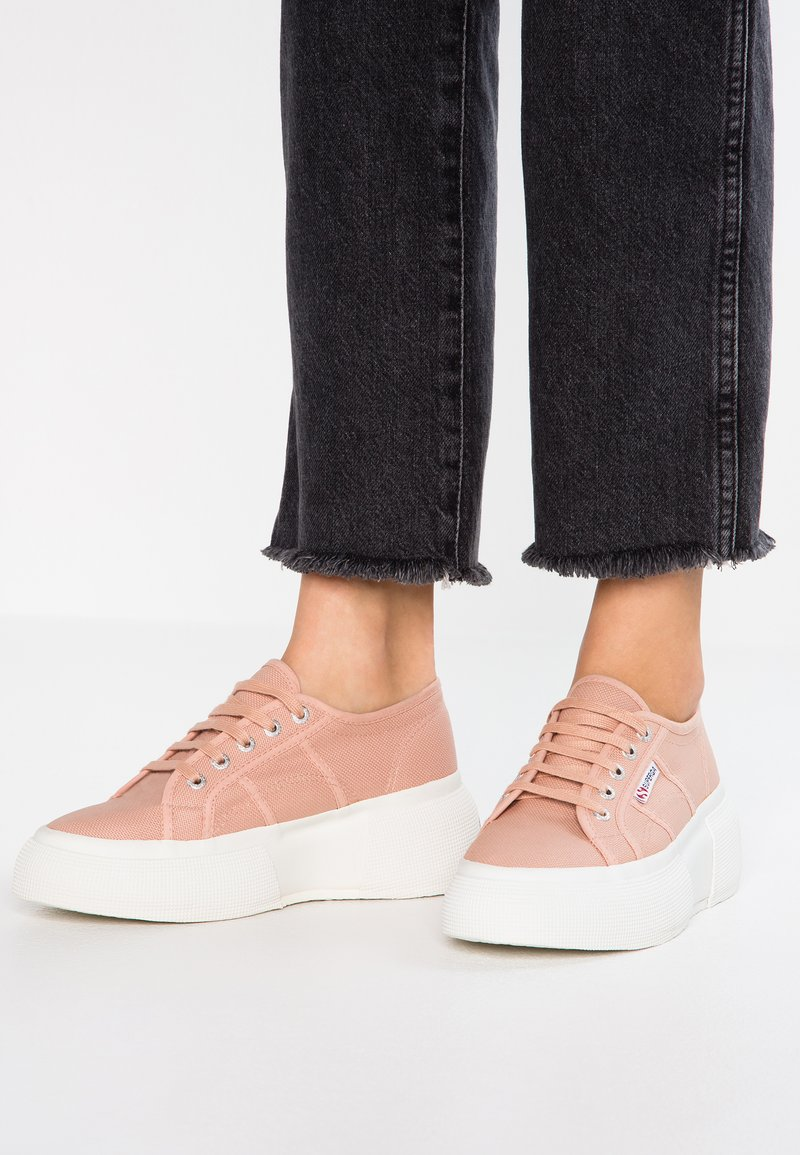 Superga - 2287  - Zapatillas - rose mahogany