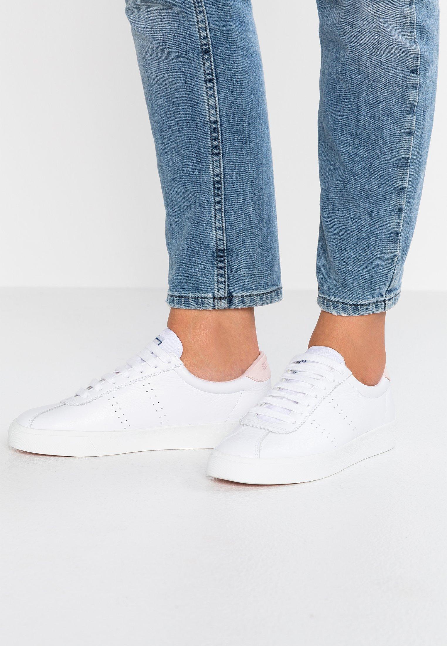 Superga 2843 - Sneakers - white/pink