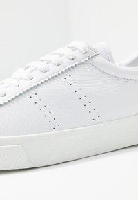 Superga - 2843 - Baskets basses - full white - 2