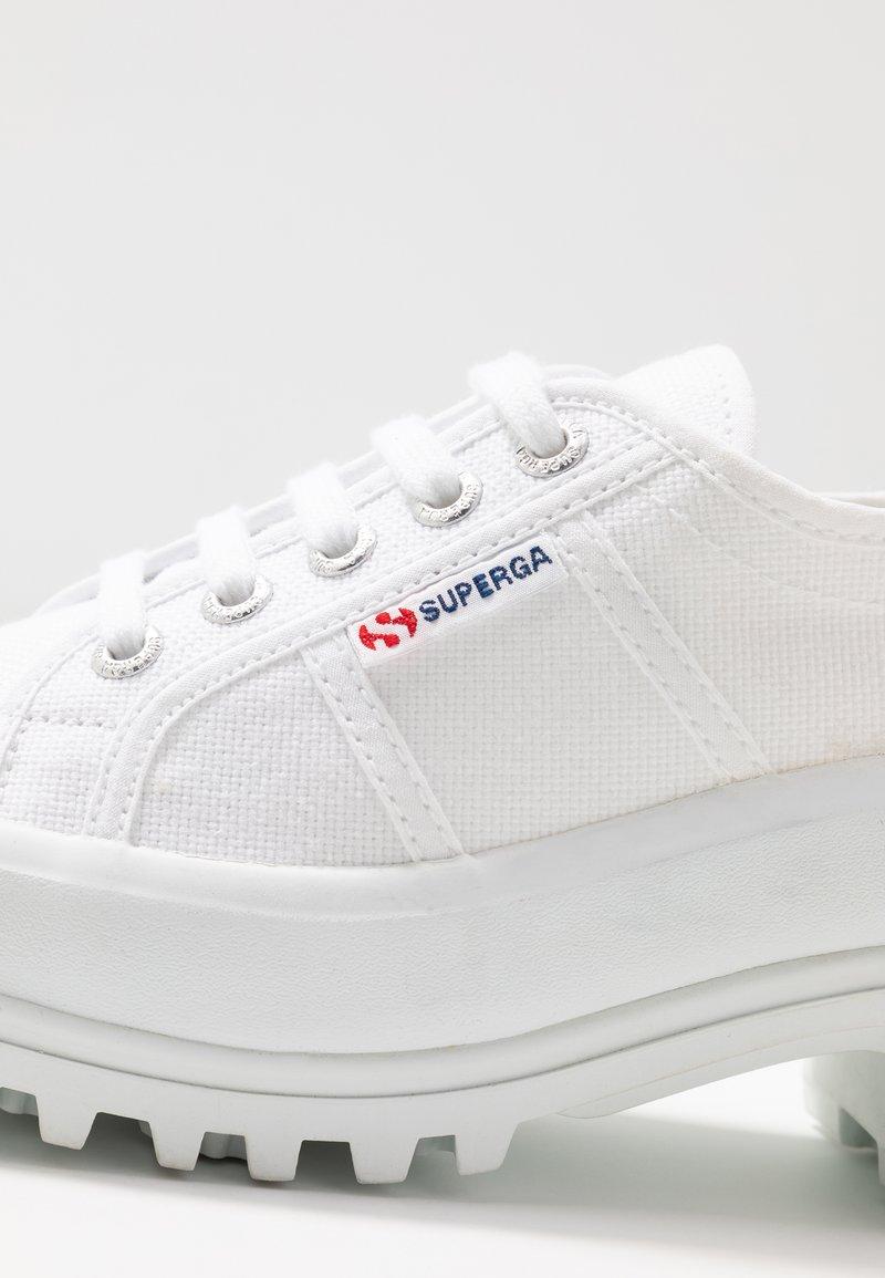 Superga 4850Richelieus White Superga White Superga 4850Richelieus KcF1lJ