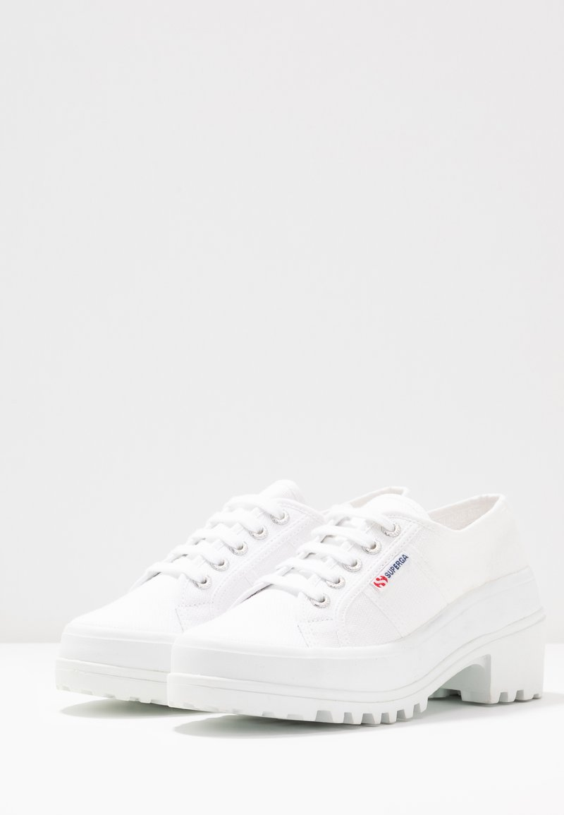 Superga 4850Richelieus White Superga White Superga 4850Richelieus KcF1lJ
