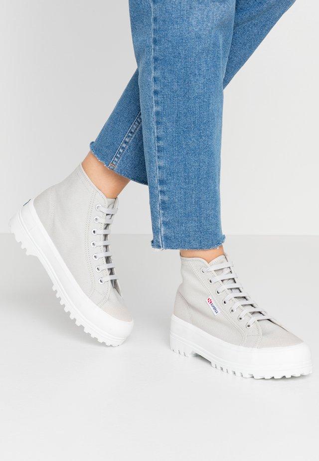 2341 - Sneakers high - grey ash