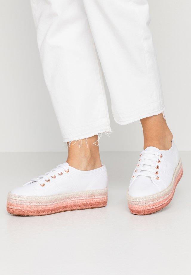 2790 - Espadrilles - white