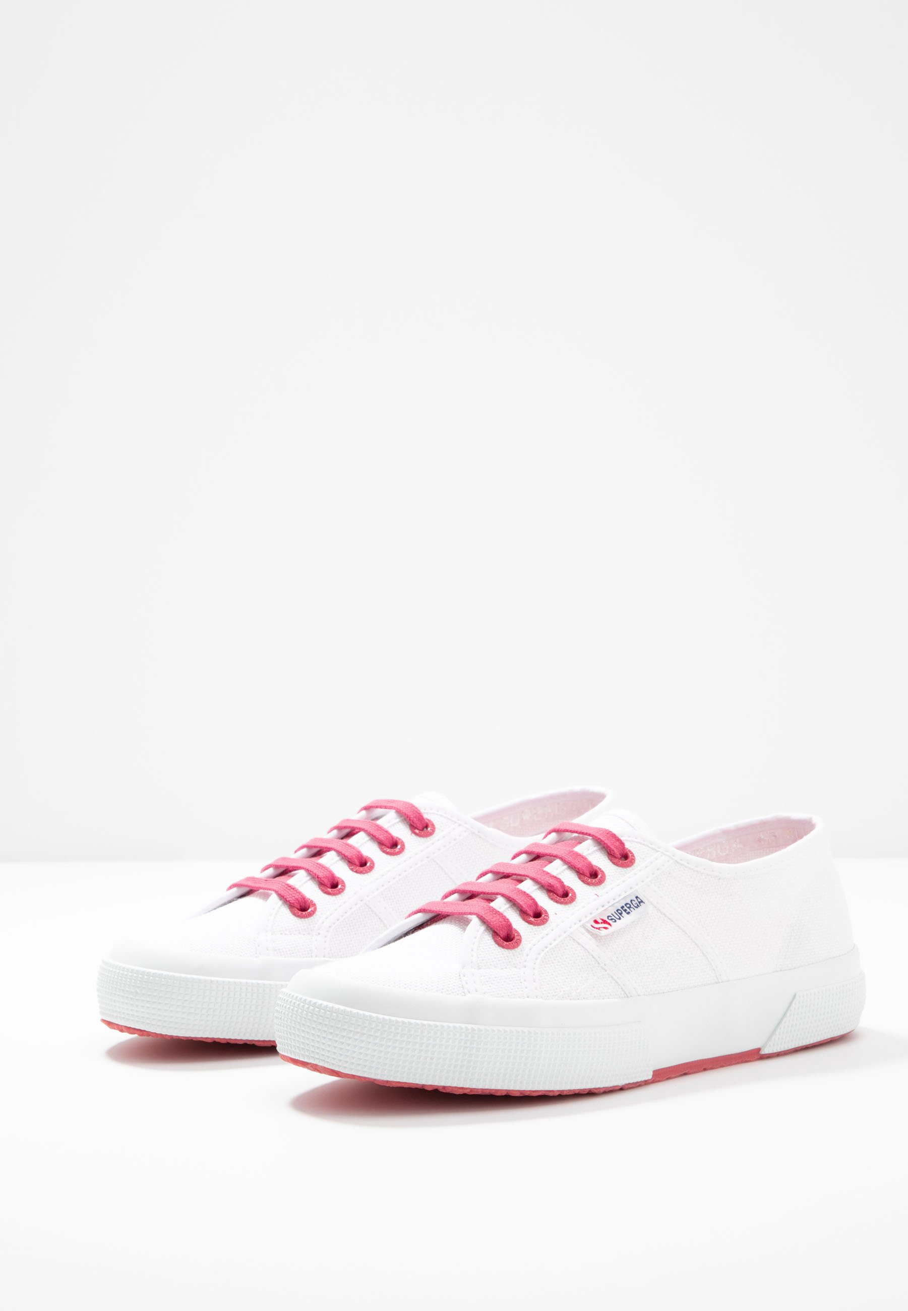 Superga 2750 - Sneakers - white/pink extase
