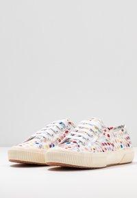 Superga - 2986 - Sneaker low - white/multicolor - 4