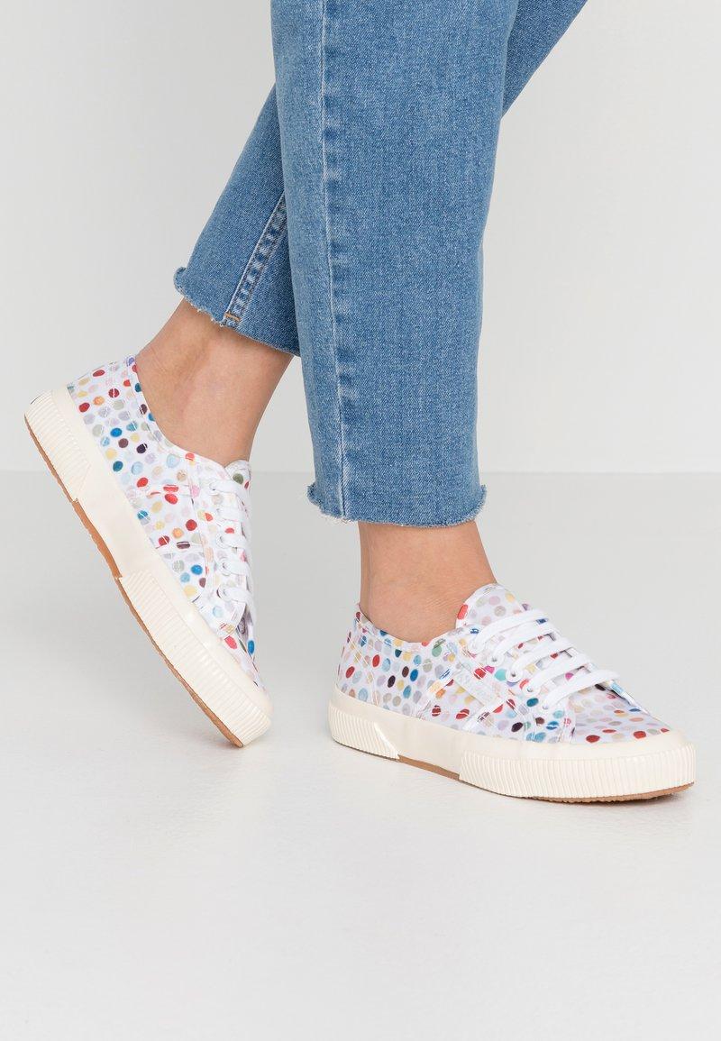 Superga - 2986 - Sneaker low - white/multicolor