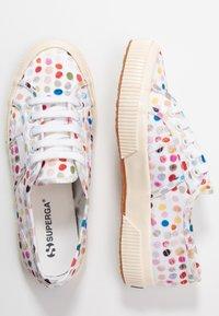Superga - 2986 - Sneaker low - white/multicolor - 3